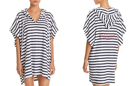 Polo Ralph Lauren Striped Terry Poncho Swim Cover-Up - Bloomingdale's_2