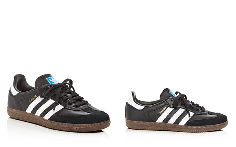 Adidas Women's Samba OG Leather & Suede Lace Up Sneakers - Bloomingdale's_2