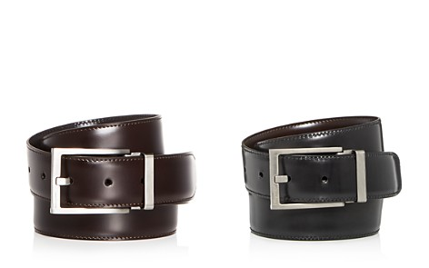 Salvatore Ferragamo Reversible Leather Belt - Bloomingdale's_2