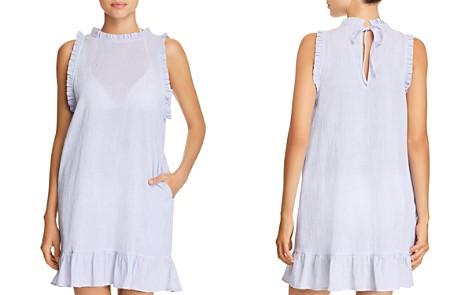 Muche et Muchette Heidi Stripe Dress Swim Cover-Up - Bloomingdale's_2