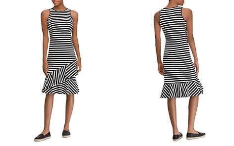 Lauren Ralph Lauren Sleeveless Striped Cotton Dress - Bloomingdale's_2