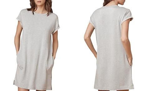 Velvet by Graham & Spencer Winona Terry Sweatshirt Dress - Bloomingdale's_2