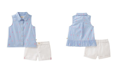 kate spade new york Girls' Mini Ice Pops Shirt & Cuffed Shorts Set - Baby - Bloomingdale's_2