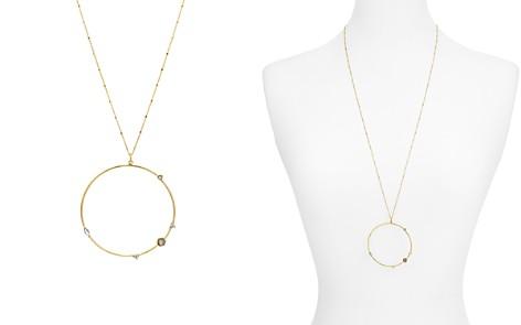 "Argento Vivo Sydney Labradorite Large Open Ring Pendant Necklace, 30"" - Bloomingdale's_2"