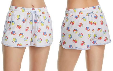 Jane & Bleecker New York Beach Ball PJ Shorts - Bloomingdale's_2
