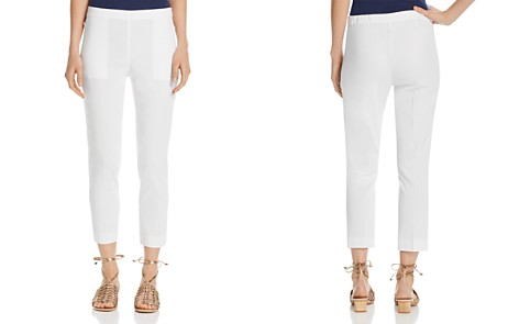 Theory Basic Slim Pants - Bloomingdale's_2