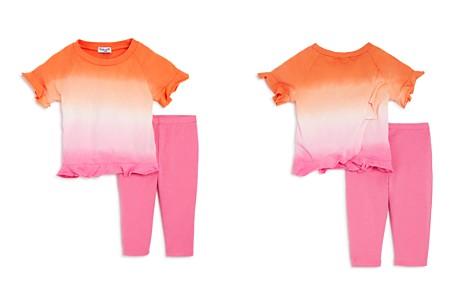 Splendid Girls' Ombré Ruffled Tee & Leggings Set - Baby - Bloomingdale's_2
