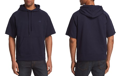 G-STAR RAW Tendric Stor Short Sleeve Hoodie - Bloomingdale's_2