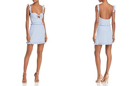 For Love & Lemons Sweetheart Mini Dress - Bloomingdale's_2
