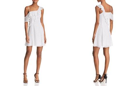 Bailey 44 California Dreamer Asymmetric Polka Dot Dress - Bloomingdale's_2