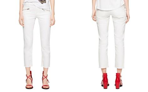 Zadig & Voltaire Ava Skinny Jeans in Judo - Bloomingdale's_2