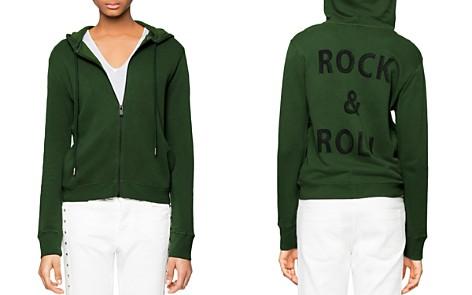 Zadig & Voltaire Comfy Satin Sweatshirt - Bloomingdale's_2