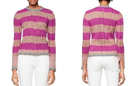 Zadig & Voltaire Delly Striped Sweater - Bloomingdale's_2