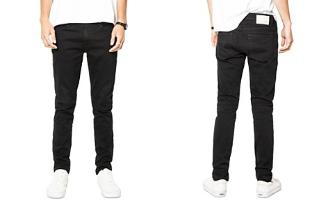 PATRON SAINT OF Corpus Skinny Fit Jeans in Jet Black - Bloomingdale's_2