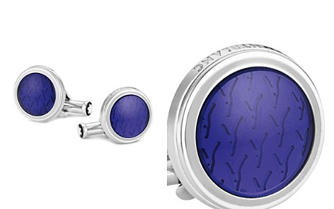 Montblanc Le Petit Prince Cufflinks - Bloomingdale's_2
