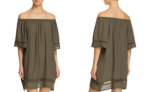 Muche et Muchette City Wide Short-Sleeve Dress Swim Cover-Up - Bloomingdale's_2