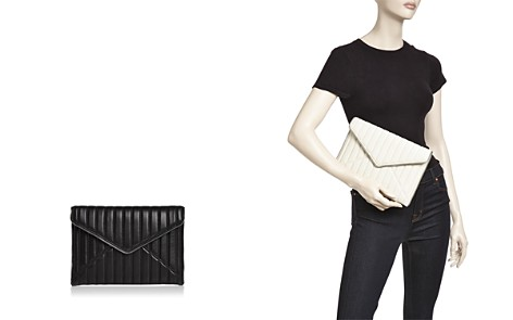 Rebecca Minkoff Leo Quilted Leather Clutch - Bloomingdale's_2