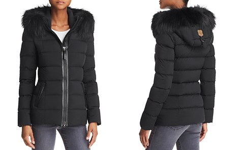 Mackage Calla Fur Trim Down Coat - 100% Exclusive - Bloomingdale's_2
