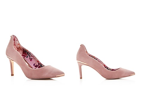 Ted Baker Women's Vixyns Suede Pointed Toe Pumps - Bloomingdale's_2