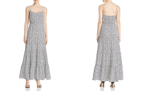 MICHAEL Michael Kors Printed Tiered Ruffle Maxi Dress - Bloomingdale's_2