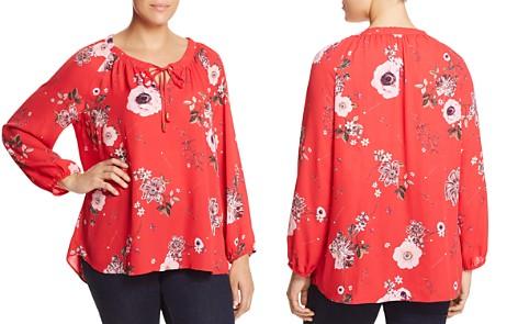 Estelle Roux Floral-Print Top - Bloomingdale's_2