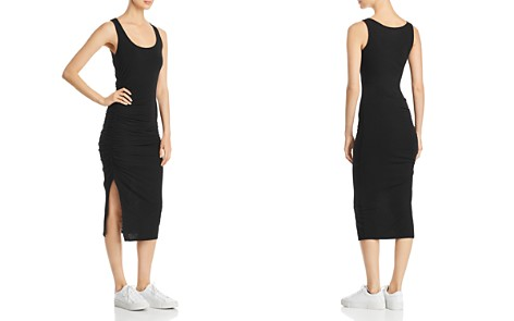 Three Dots Ruched Tank Dress - Bloomingdale's_2
