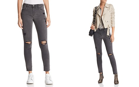 AG Legging Ankle Jeans in 10 Years Stone Ash - Bloomingdale's_2