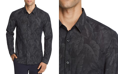 HUGO Ero Extra Slim Fit Sport Shirt - Bloomingdale's_2