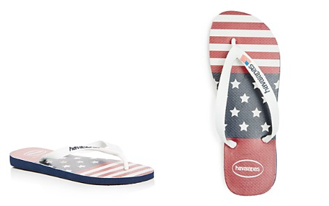 havaianas Men's Top USA Stars & Stripes Flip-Flops - Bloomingdale's_2