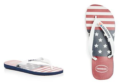 havaianas Men's Top USA Stars & Stripes Flip-Flops - Bloomingdale's_2