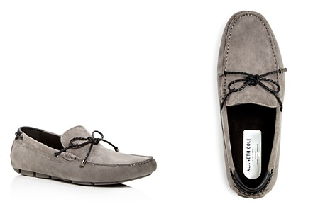 Kenneth Cole Men's Engle Suede Moc Toe Drivers - Bloomingdale's_2
