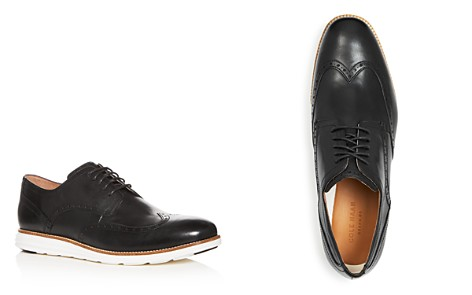 Cole Haan Men's Original Grand Leather Brogue Wingtip Oxfords - Bloomingdale's_2