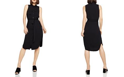 BCBGeneration Tie-Waist Shirt Dress - Bloomingdale's_2