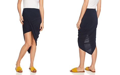 1.STATE Ruched Asymmetric Skirt - Bloomingdale's_2