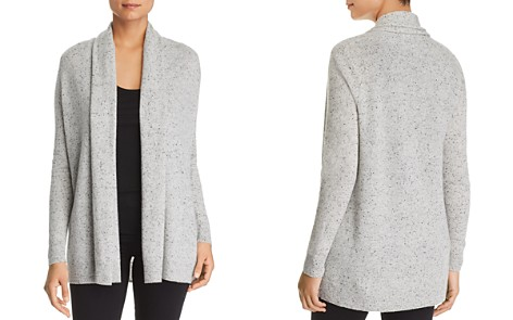 C by Bloomingdale's Open-Front Cashmere Cardigan _2