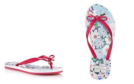 kate spade new york Women's Nova Flip-Flops - Bloomingdale's_2