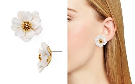 kate spade new york Floral Stud Earrings - Bloomingdale's_2