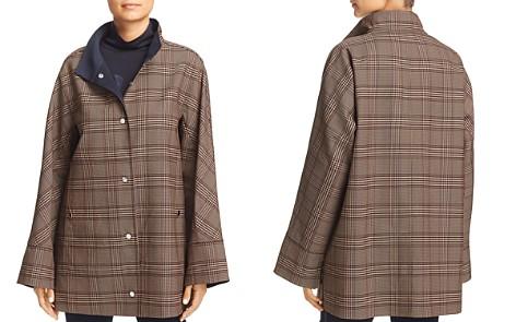 Lafayette 148 New York Carlton Lightweight Plaid Jacket - 100% Exclusive - Bloomingdale's_2
