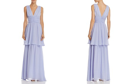 WAYF Wilton Tiered Gown - 100% Exclusive - Bloomingdale's_2