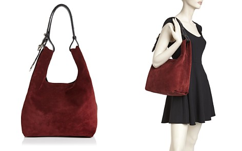 Rebecca Minkoff Karlie Suede Hobo - 100% Exclusive - Bloomingdale's_2