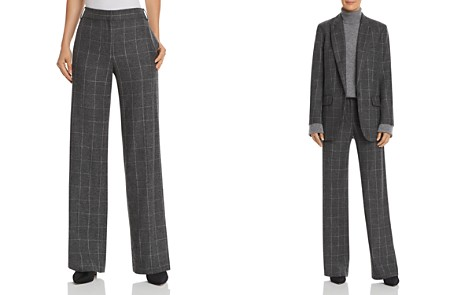 Equipment Hagan Plaid Pants - Bloomingdale's_2
