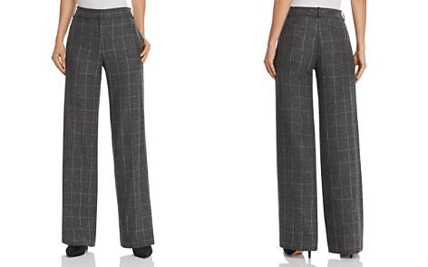 Equipment Hagan Plaid Pants - Bloomingdale's_2