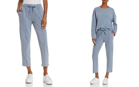 ATM Anthony Thomas Melillo Chroma Cropped Jogger Pants - Bloomingdale's_2