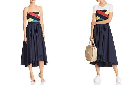 Joie Latika Strapless Dress - Bloomingdale's_2