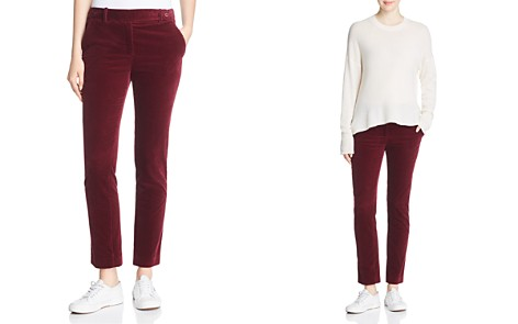 Theory Slim Corduroy Pants - Bloomingdale's_2