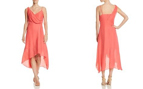 Parker Pippy Asymmetric Draped Dress - Bloomingdale's_2