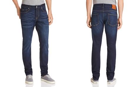 Scotch & Soda Ralston Skinny Fit Jeans in Beaten Back - Bloomingdale's_2