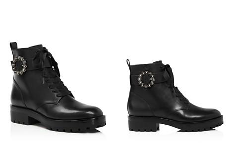 MICHAEL Michael Kors Women's Ryder Leather Booties - 100% Exclusive - Bloomingdale's_2