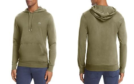 Lacoste Long Sleeve Jersey Hooded Tee - Bloomingdale's_2