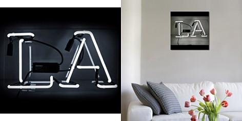 """Oliver Gal LA Neon Art, 19"""" x 10"""" - Bloomingdale's_2"""